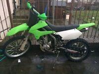 Kawasaki 250cc 4/ sale/swap