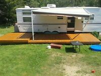 clearwater travel trailer