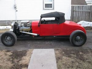 1927 ford roaster