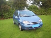 chevrolet tacuma automatic , ONLY ORGINAL 39000 MILES , 57 plate