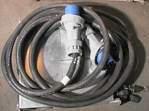 Sun Microsystems Mennekes Power Supply and Cable Hubble