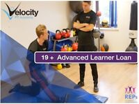 19+ Learner Loan Funded Personal Training Course