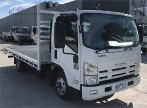 FROM $140 P/WEEK ON FINANCE* 2009 ISUZU NPR 200 TABLE/ TRAY TOP Coburg Moreland Area Preview