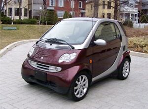 2006 Smart fortwo (low kms)