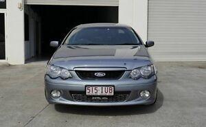 2005 Ford Falcon BA Mk II XR6 Silver 4 Speed Sports Automatic Sedan Capalaba West Brisbane South East Preview