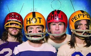 RED HOT CHILLI PEPPERS TICKETS *lowest prices on kijiji*