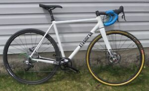 Custom Stoemper disc cyclocross or adventure road bike. 54cm.