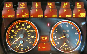 BMW Check Engine Light/SRS(Airbag)/ABS Reset + Coding DRL delete