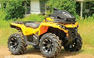 2013 Can Am outlander with rad relocate and snorkel