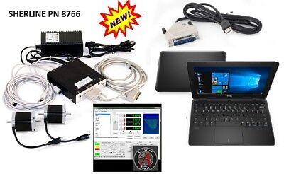 Dpp Lathe Cnc Kit For Sherline. A Complete Cnc System Dell Laptop Windows Os