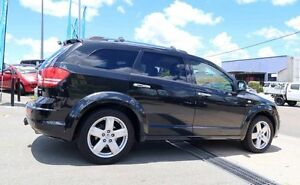 2009 Dodge Journey JC MY10 R/T Black 6 Speed Automatic Wagon Woodridge Logan Area Preview