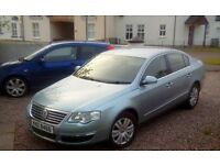 2007 VW PASSAT SEL TDI (170) Diesel, Lovely condition, very economical. Swaps considered