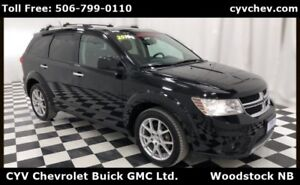 2016 Dodge Journey R/T AWD - Heated Leather Seats
