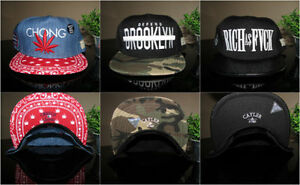 (NEW) Cayler & Sons + Stassy Snapbacks/Casquettes