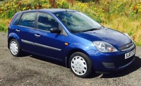 FORD FIESTA 1.2 *12 MONTHS MOT* *IMMACULATE CONDITION*