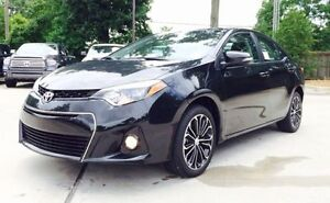 LEASE TAKEOVER - 2014 COROLLA - $325/MO - LEASE ENDS NOV 2017