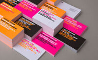 Business Card PRINTING - Contact Us Now!