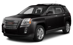 2014 GMC Terrain SLE-2 with FACTORY NAVIGATION