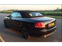 Audi A4 cabriolet 2006 2.0tdi remapped over 200bhp