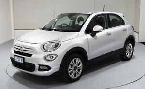 2015 Fiat 500X 334 Pop Star DDCT Grey 6 Speed Sports Automatic Dual Clutch Wagon Invermay Launceston Area Preview