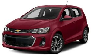 2018 Chevrolet Sonic LT Auto Heated Seats & Backup Camera