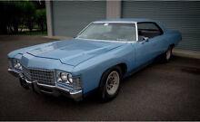 1971 Chevrolet Impala Big Block Newborough Latrobe Valley Preview