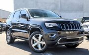 2013 Jeep Grand Cherokee WK MY2014 Limited Black 8 Speed Sports Automatic Wagon Osborne Park Stirling Area Preview