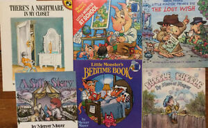 LITTLE MONSTER books & more by MERCER MAYER $3 each or all 6/$15