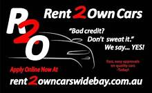 Holden Commodore Sedan, No Credit Checks, Rent 2 Own Cars Gympie Gympie Area Preview