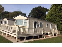 Static Caravan at Blue Anchor Near Minehead