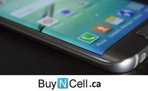 BRAND NEW SAMSUNG S6 EDGE PLUS 32GB UNLOCKED+ FULL WARRANTY