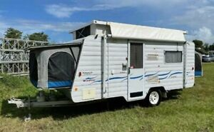 2004 Windsor RAPID EXPANDER OFF ROAD 1 Axle Forest Glen Maroochydore Area Preview