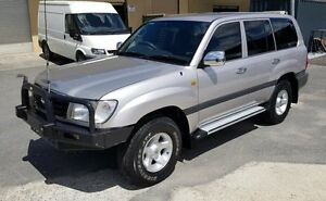 2000 Toyota Landcruiser FZJ105R RV (4x4) 4 Speed Automatic 4x4 Wagon Burleigh Heads Gold Coast South Preview