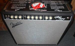 Amplificateur Fender Vibro-King Custom