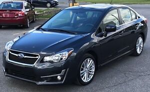 2016 Subaru Impreza SPORT, AWD, HEATED CLOTH, SUNROOF