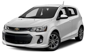 2017 Chevrolet Sonic LT Auto Sunroof, USB/AUX, Steering Wheel...