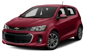 2017 Chevrolet Sonic LT Auto Backup Camera, Sunroof, USB/AUX