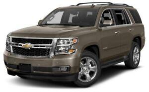 2017 Chevrolet Tahoe LT 4WD, Leather, Navigation, DVD