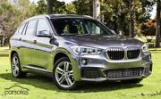 2017 BMW X1 F48 sDrive18d Steptronic Grey 8 Speed Sports Automatic Wagon Victoria Park Victoria Park Area Preview