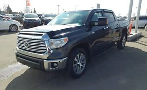 2014 Toyota Tundra LIMITED CREWMAX 4X4 Accident Free,  Navigatio