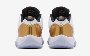 Air Jordan Retro XI 11 Low CLOSING CEREMONY Olympic Gold Size:9 Kitchener / Waterloo Kitchener Area image 5