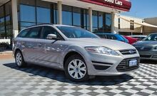 2014 Ford Mondeo MC LX Silver 6 Speed Sports Automatic Wagon Alfred Cove Melville Area Preview