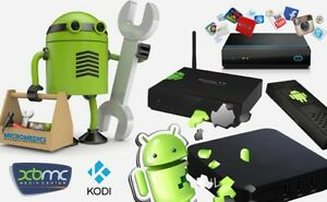 Android Box Repair & Programming Services