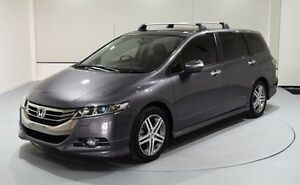 2013 Honda Odyssey 4th Gen MY13 Luxury Grey 5 Speed Sports Automatic Wagon Invermay Launceston Area Preview
