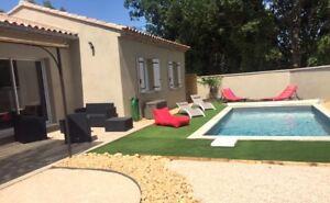 France: Villa avec piscine pour 6 personnes en Provence