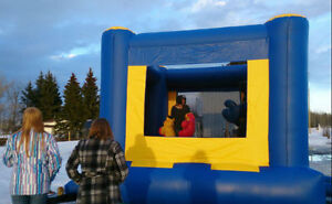 Company party fun! - Mechanical Bull and party rentals Strathcona County Edmonton Area image 2