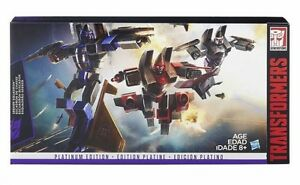 New Transformers Platinum Edition Seeker Squadron 3-Pack