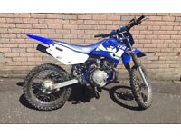 00 Yamaha ttr125 ( breaking for parts only)