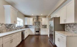 Maple Cabinets 50% OFF&Granite/Quartz Countertops from $45/SF