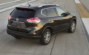 2014 Nissan Rogue Cuir  SL AWD, toit ouvrant PANORAMIQUE